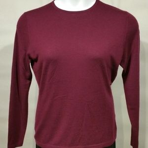 Neiman Marcus Cashmere Pullover Med